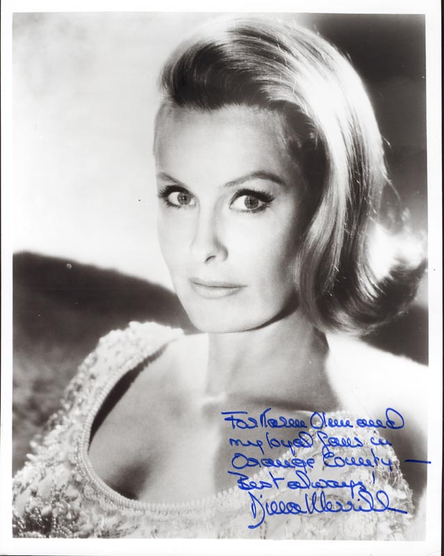 dina merrill worth