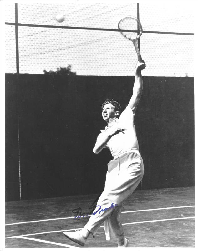 Image 1 for Don Budge - Autographed Signed Photograph - HFSID 257512