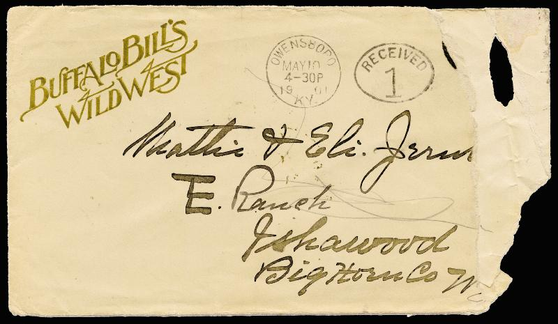 Image 3 for William F. 'Buffalo Bill' Cody - Autograph Letter Signed 4/7 - HFSID 257558