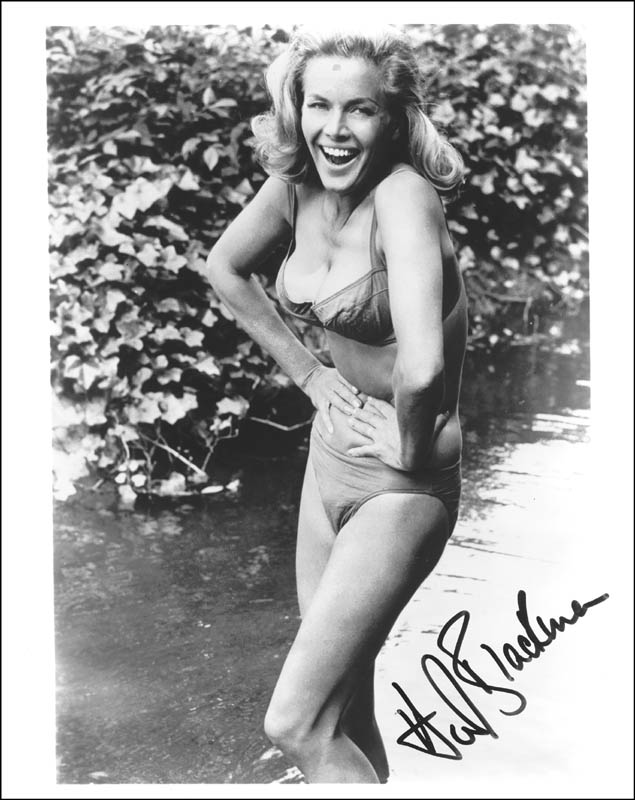 Image 1 for Honor Blackman - Autographed Signed Photograph - HFSID 257880