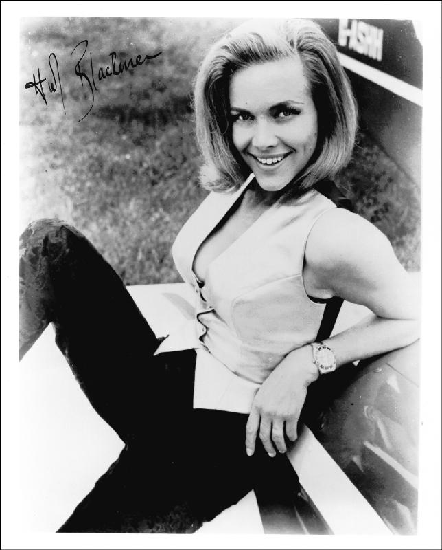 Image 1 for Honor Blackman - Autographed Signed Photograph - HFSID 257881