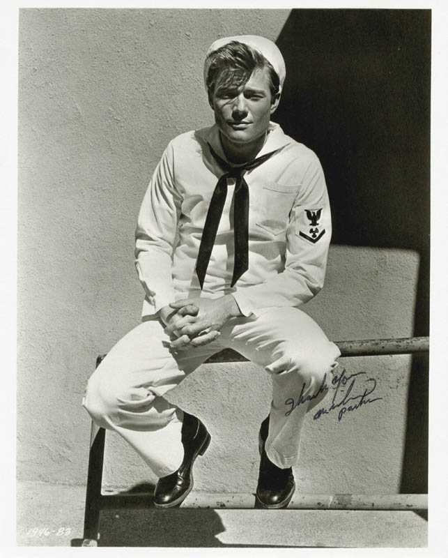 Image 1 for Michael Parks - Autographed Signed Photograph - HFSID 25835