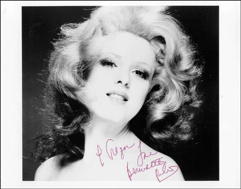 Image 1 for Bernadette Peters - Autographed Inscribed Photograph - HFSID 25852