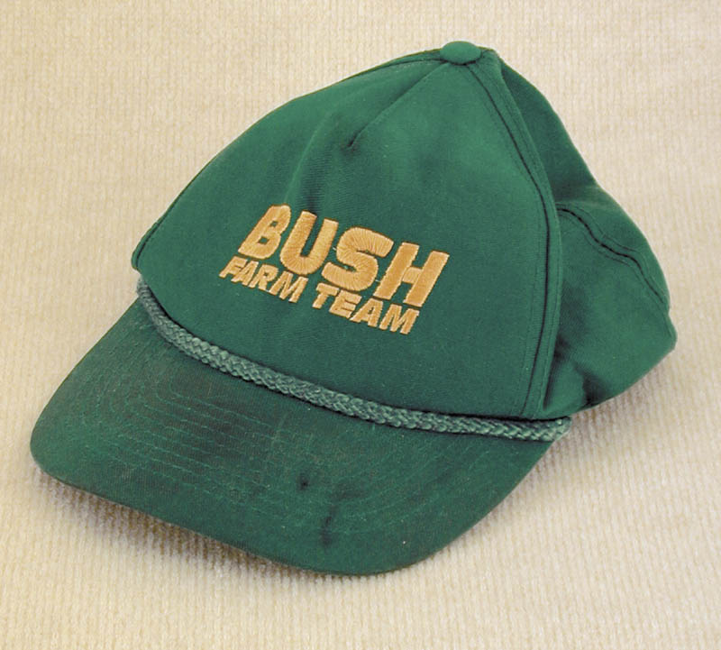 Image 1 for President George W. Bush - Hat Unsigned - HFSID 258786