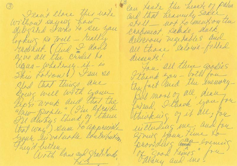 Image 1 for Liza Minnelli - Autograph Letter Signed - HFSID 259096