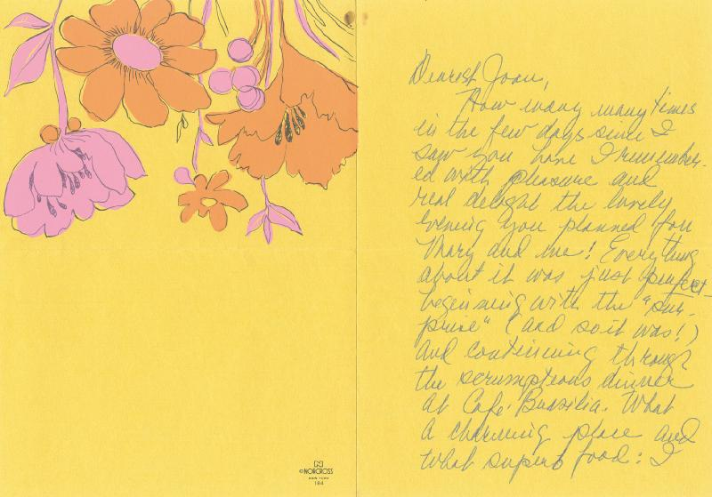 Image 3 for Liza Minnelli - Autograph Letter Signed - HFSID 259096