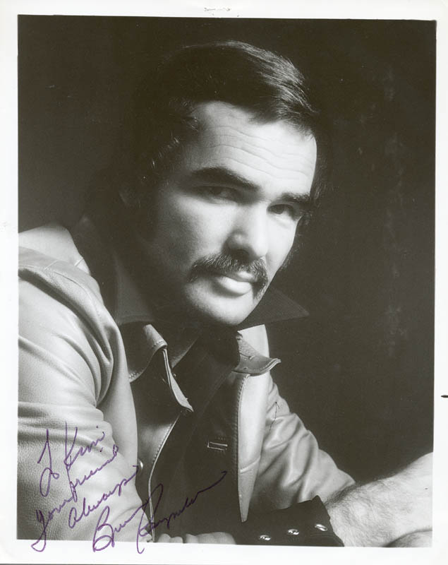 Image 1 for Burt Reynolds - Autographed Inscribed Photograph - HFSID 25933