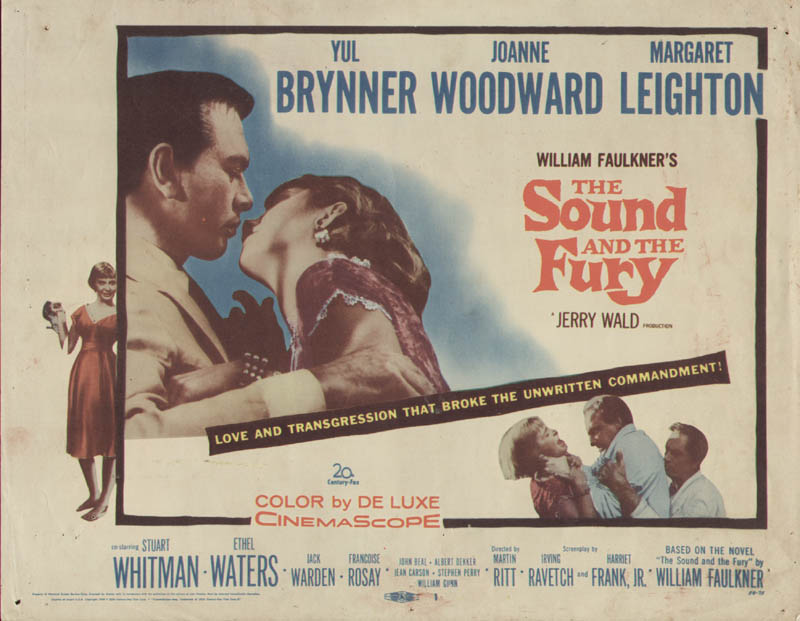 american essay fury new novel sound Reading william faulkner the sound and the fury dr cotsell's most recent book is the theater of trauma: american modernist the sound and the fury (new york:.
