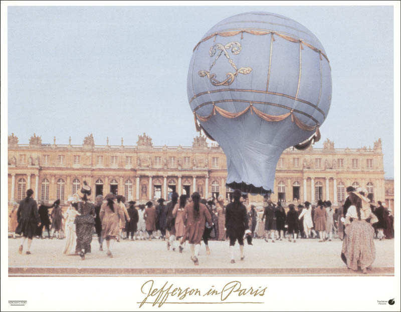 Image 1 for Jefferson In Paris Movie Cast - Lobby Card Unsigned (Usa) 1995 - HFSID 259600
