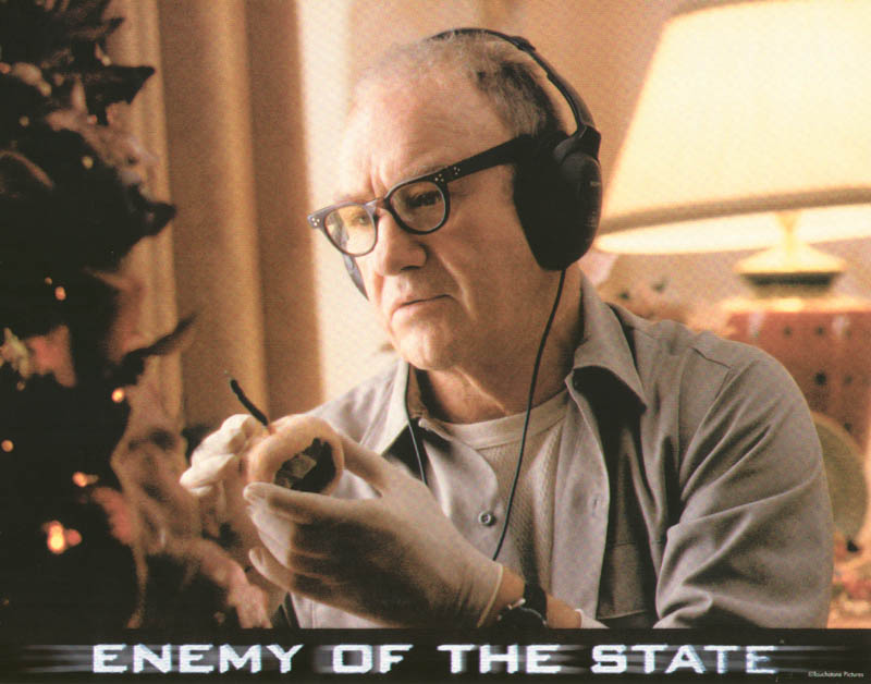 Enemy Of The State Movie Cast Lobby Card Unsigned Usa 1998 Historyforsale Item 259665