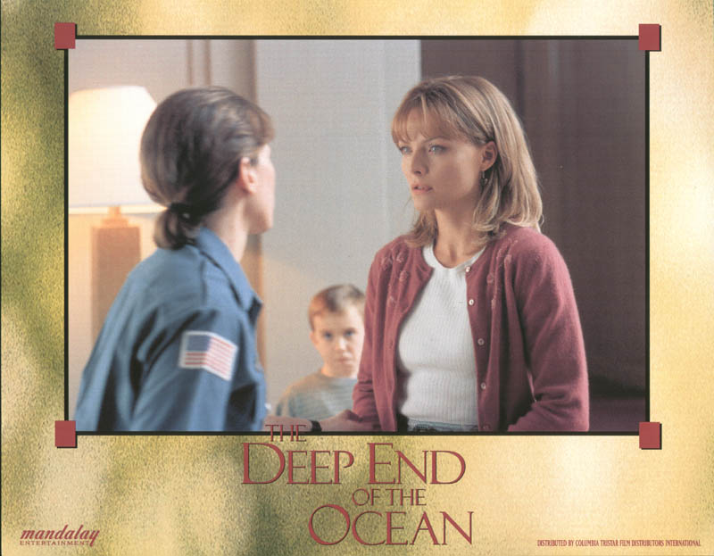 Image 1 for Deep End Of The Ocean Movie Cast - Lobby Card Unsigned (Usa) 1999 - HFSID 259755