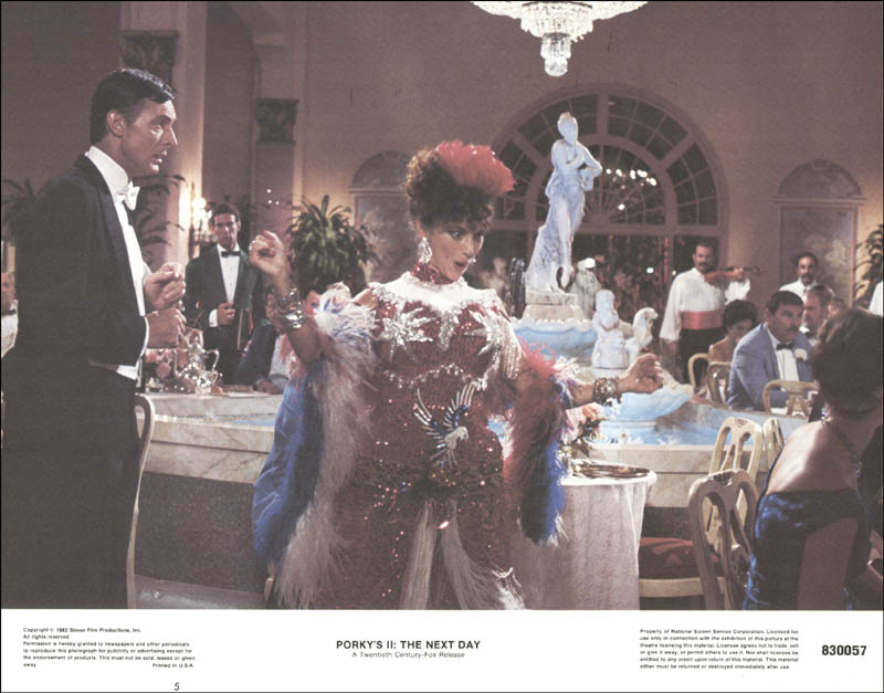 Image 1 for Porky''S II: The Next Day Movie Cast - Lobby Card Unsigned (Usa) 1983 - HFSID 259784