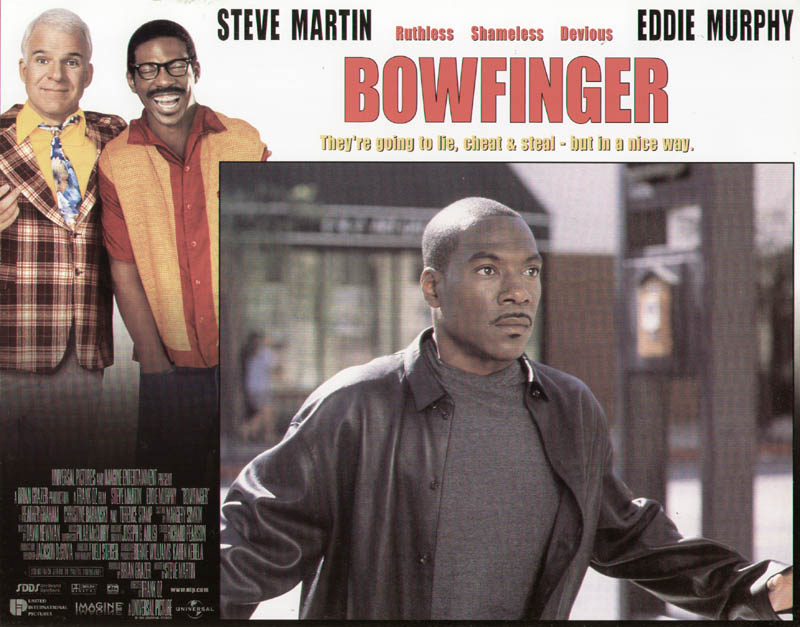 Image 1 for Bowfinger Movie Cast - Lobby Card Unsigned (Usa) 1999 - HFSID 259810