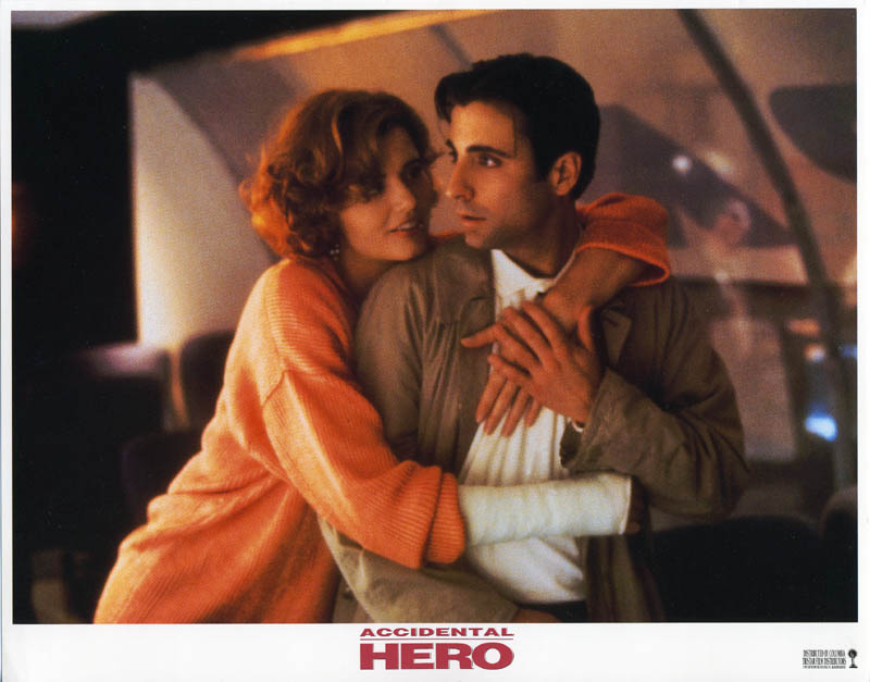 Image 1 for Accidental Hero Movie Cast - Lobby Card Unsigned (Usa) 1992 - HFSID 259901