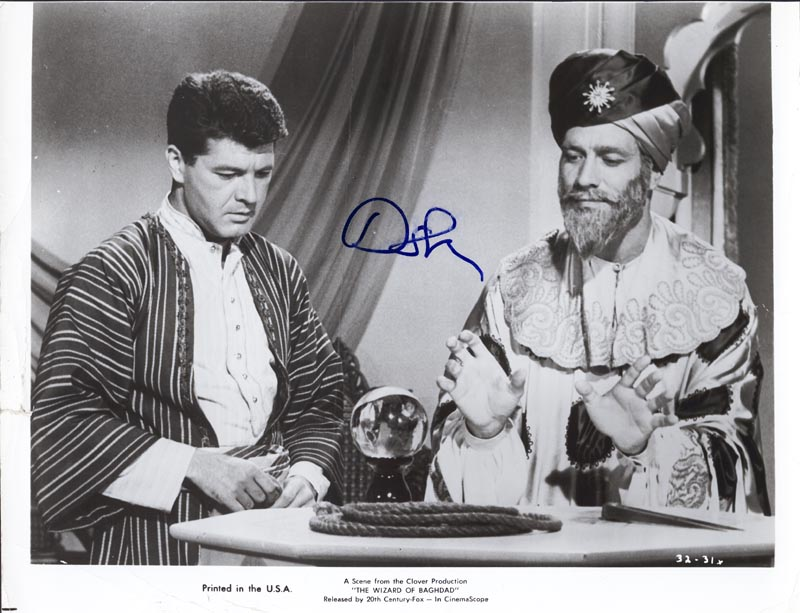 Image 1 for Dick 'Ricky' Shawn - Autographed Signed Photograph - HFSID 26035