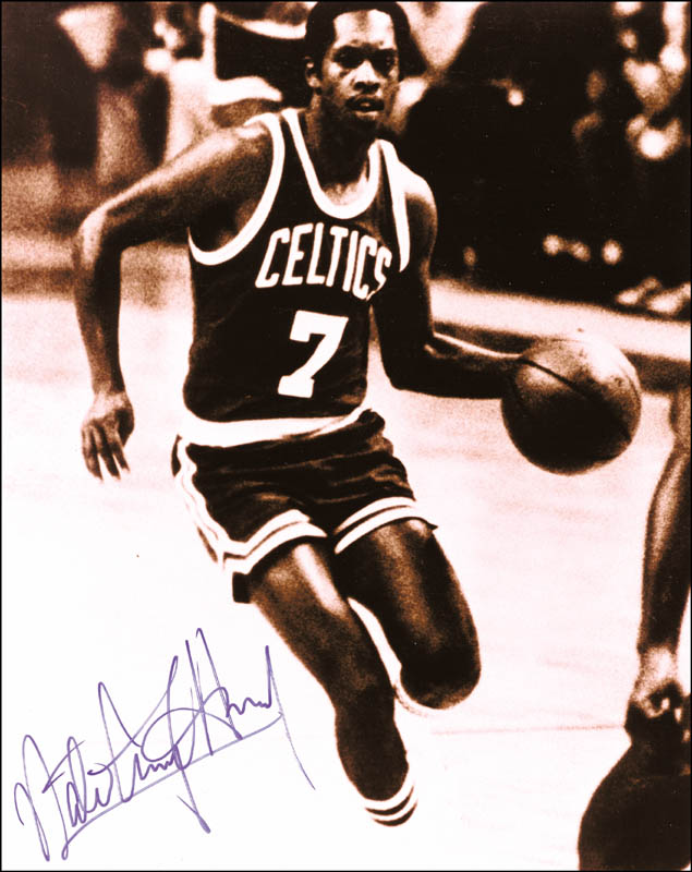 Image 1 for Nate 'Tiny' Archibald - Autographed Signed Photograph - HFSID 260353