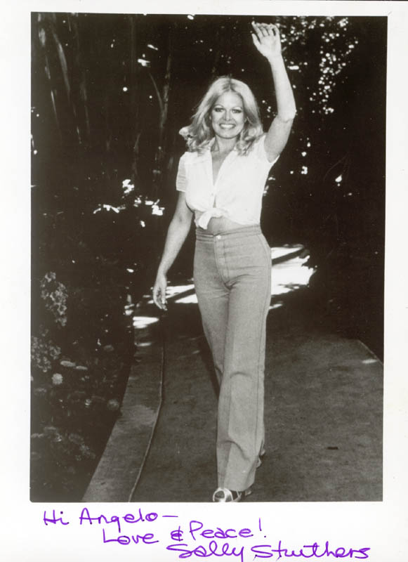 Image 1 for Sally Struthers - Autographed Inscribed Photograph - HFSID 26125