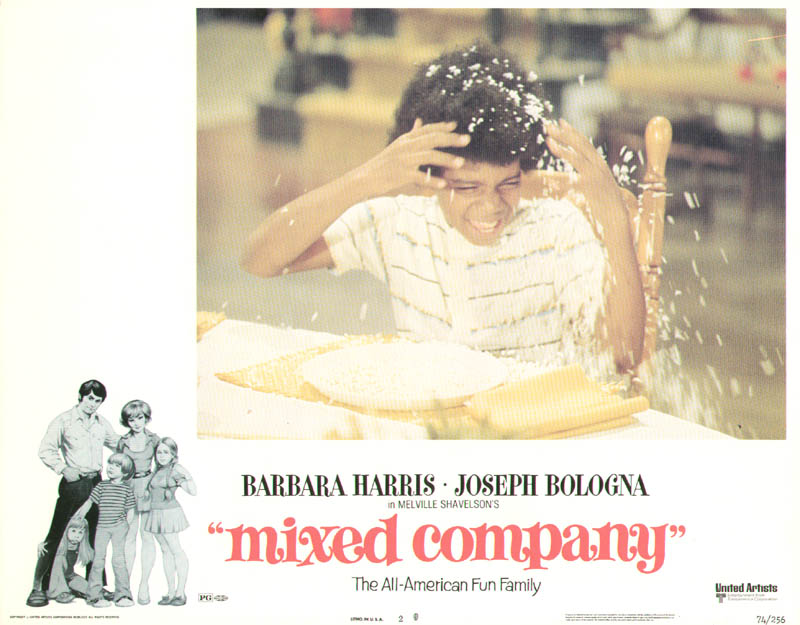 Image 1 for Mixed Company Movie Cast - Lobby Card Unsigned (Usa) 1974 - HFSID 261660