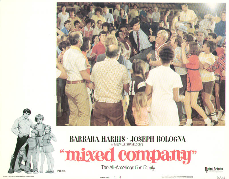 Image 1 for Mixed Company Movie Cast - Lobby Card Unsigned (Usa) 1974 - HFSID 261661