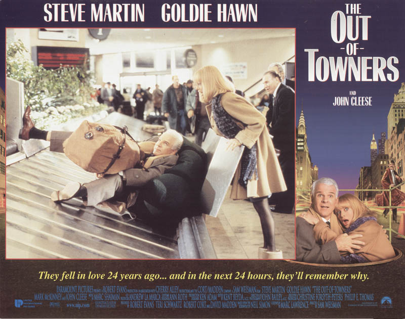 Image 1 for Out Of Towners Movie Cast - Lobby Card Unsigned (Usa) 1999 - HFSID 261712