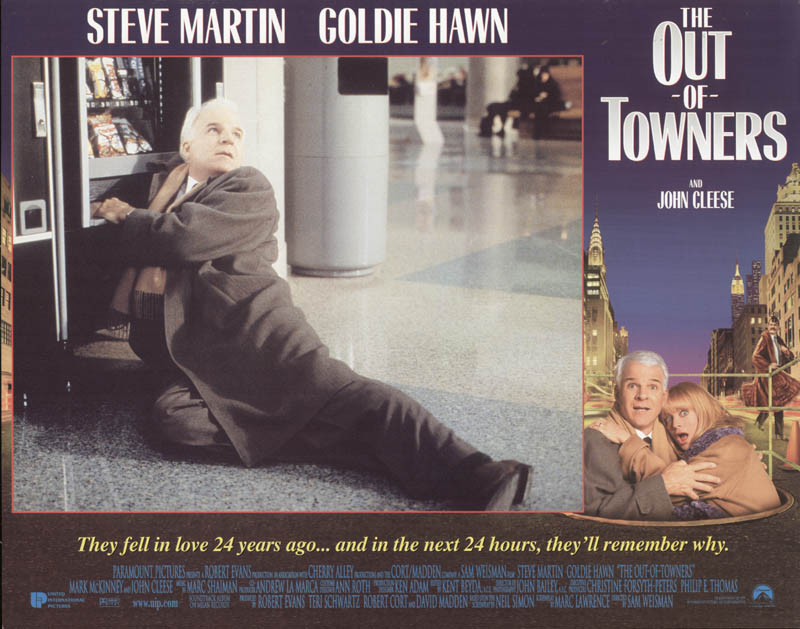 Image 1 for Out Of Towners Movie Cast - Lobby Card Unsigned (Usa) 1999 - HFSID 261719