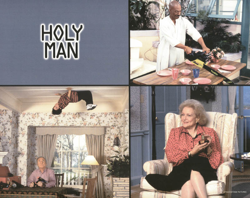 Image 1 for Holy Man Movie Cast - Lobby Card Unsigned (Usa) 1998 - HFSID 261757