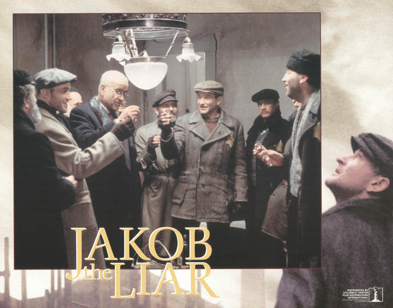 Image 1 for Jakob The Liar Movie Cast - Lobby Card Unsigned (Usa) 1999 - HFSID 261773