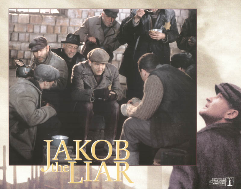 Image 1 for Jakob The Liar Movie Cast - Lobby Card Unsigned (Usa) 1999 - HFSID 261774