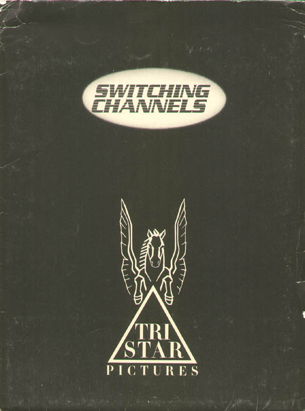 Image 1 for Switching Channels Movie Cast - Press Kit Unsigned - HFSID 261803