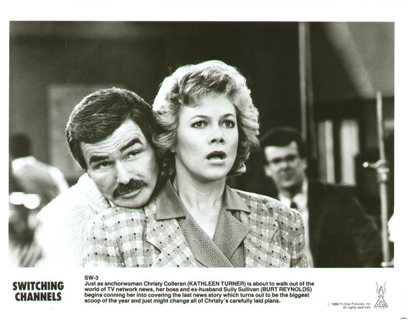 Image 4 for Switching Channels Movie Cast - Press Kit Unsigned - HFSID 261803