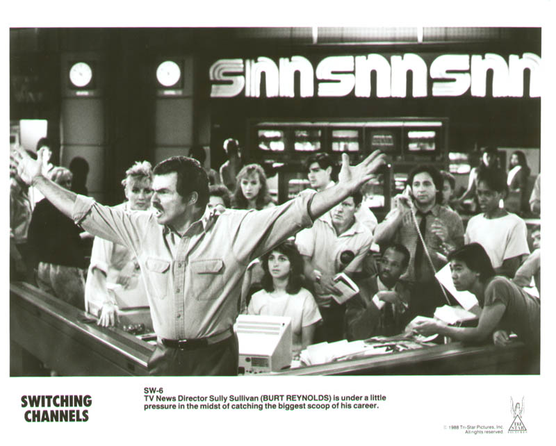Image 7 for Switching Channels Movie Cast - Press Kit Unsigned - HFSID 261803
