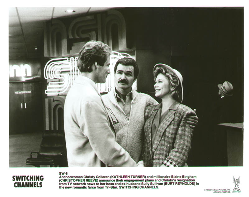 Image 9 for Switching Channels Movie Cast - Press Kit Unsigned - HFSID 261803