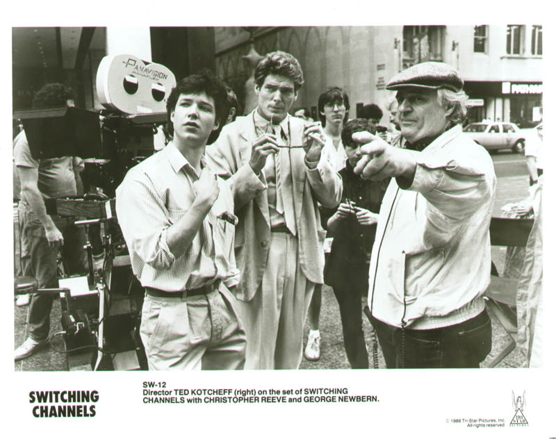 Image 13 for Switching Channels Movie Cast - Press Kit Unsigned - HFSID 261803