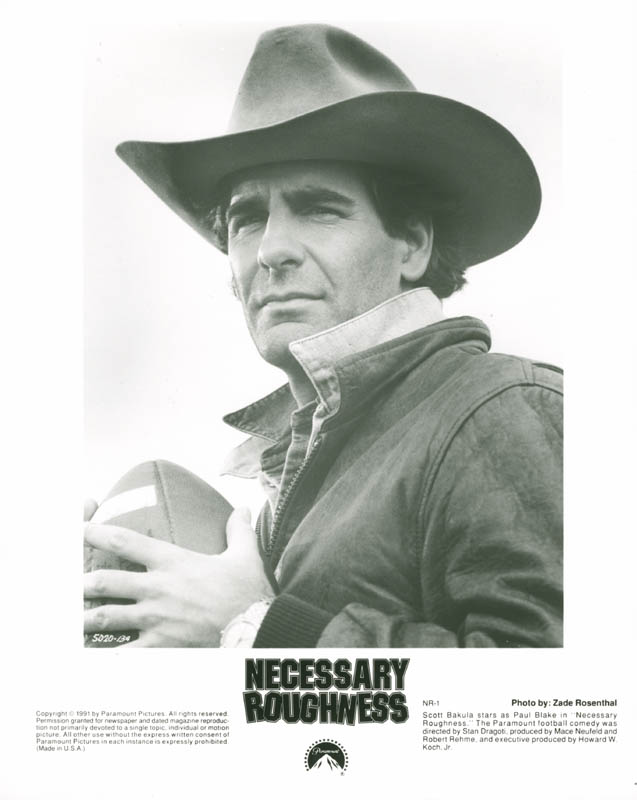 Image 5 for Necessary Roughness Movie Cast - Press Kit Unsigned - HFSID 261806
