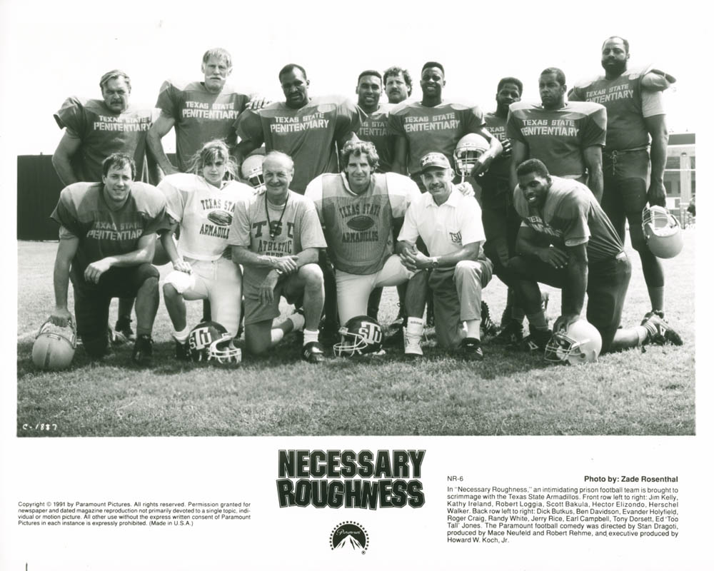 Image 6 for Necessary Roughness Movie Cast - Press Kit Unsigned - HFSID 261806