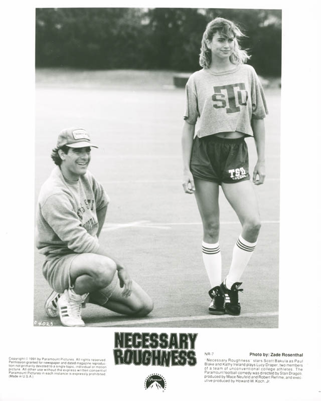 Image 7 for Necessary Roughness Movie Cast - Press Kit Unsigned - HFSID 261806