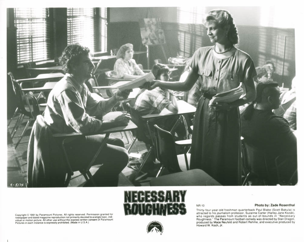 Image 9 for Necessary Roughness Movie Cast - Press Kit Unsigned - HFSID 261806