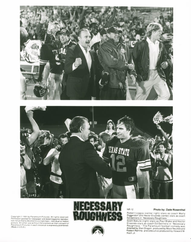 Image 10 for Necessary Roughness Movie Cast - Press Kit Unsigned - HFSID 261806