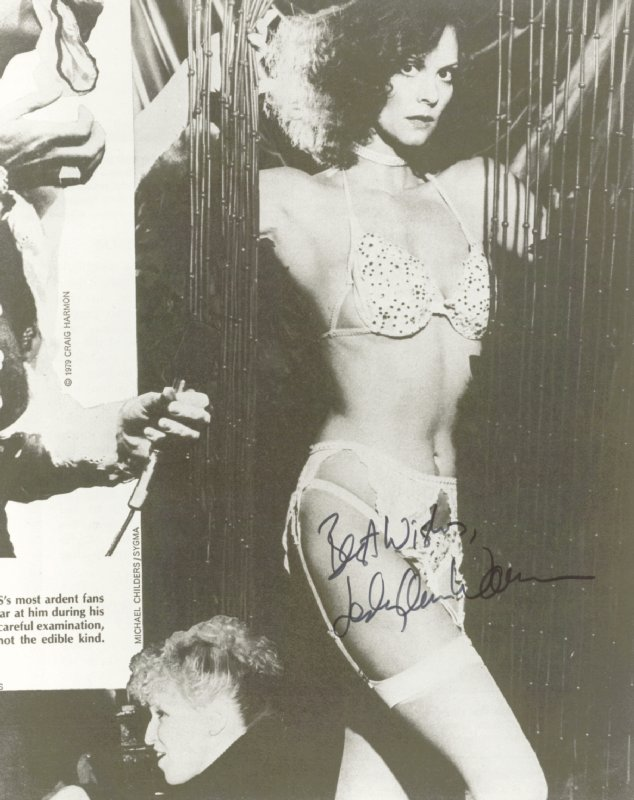 Image 1 for Lesley Ann Warren - Autographed Signed Photograph - HFSID 26228