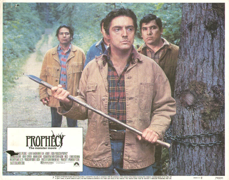 Image 1 for Prophecy Movie Cast - Lobby Card Unsigned (Usa) 1979 - HFSID 262296