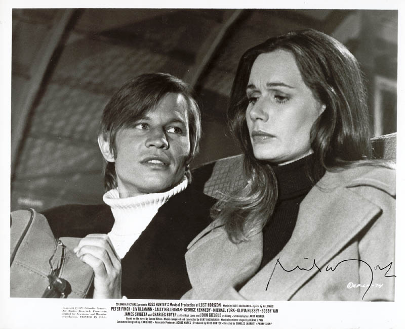 Image 1 for Michael York - Autographed Signed Photograph - HFSID 26302