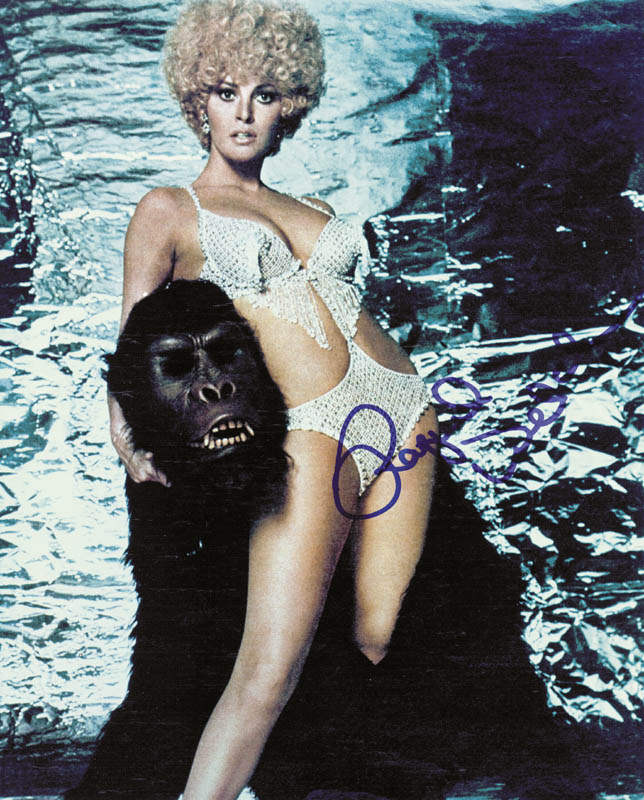 Image 1 for Raquel Welch - Autographed Signed Photograph - HFSID 263178