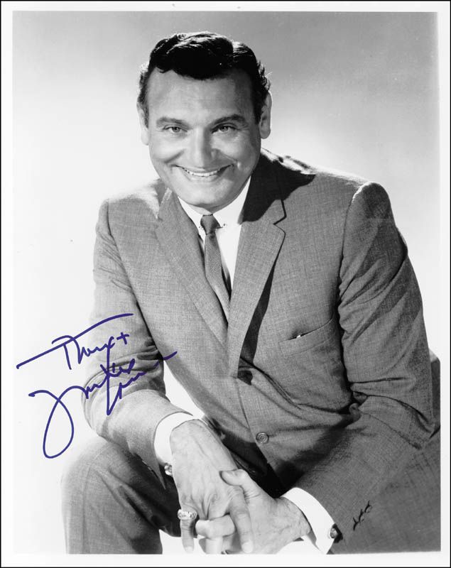 Image 1 for Frankie Laine - Autographed Signed Photograph - HFSID 263190