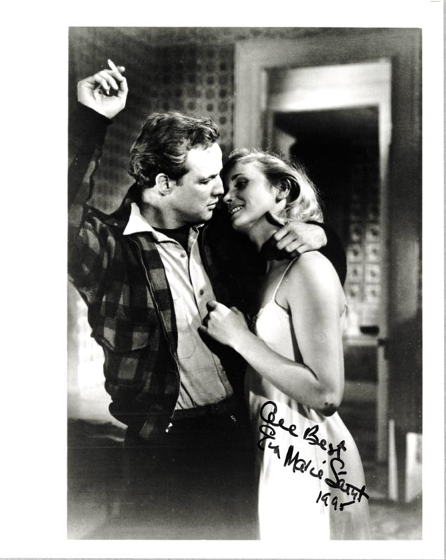 Image 1 for Eva Marie Saint - Autographed Signed Photograph 1995 - HFSID 263254