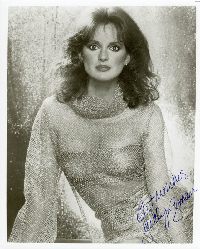 Image 1 for Jacklyn Zeman - Autographed Signed Photograph - HFSID 26326