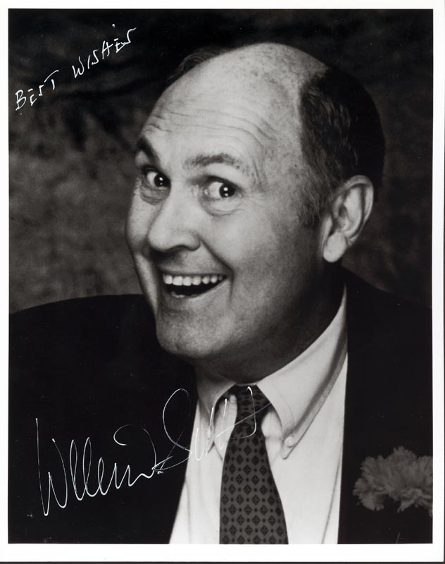 Image 1 for Willard H. Scott Jr. - Autographed Signed Photograph - HFSID 263427