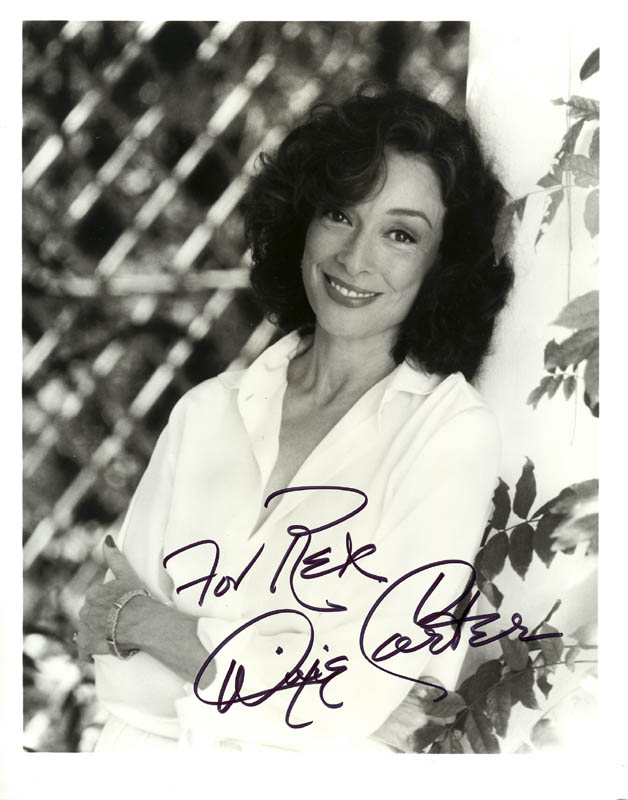 Image 1 for Dixie Carter - Autographed Inscribed Photograph - HFSID 263499