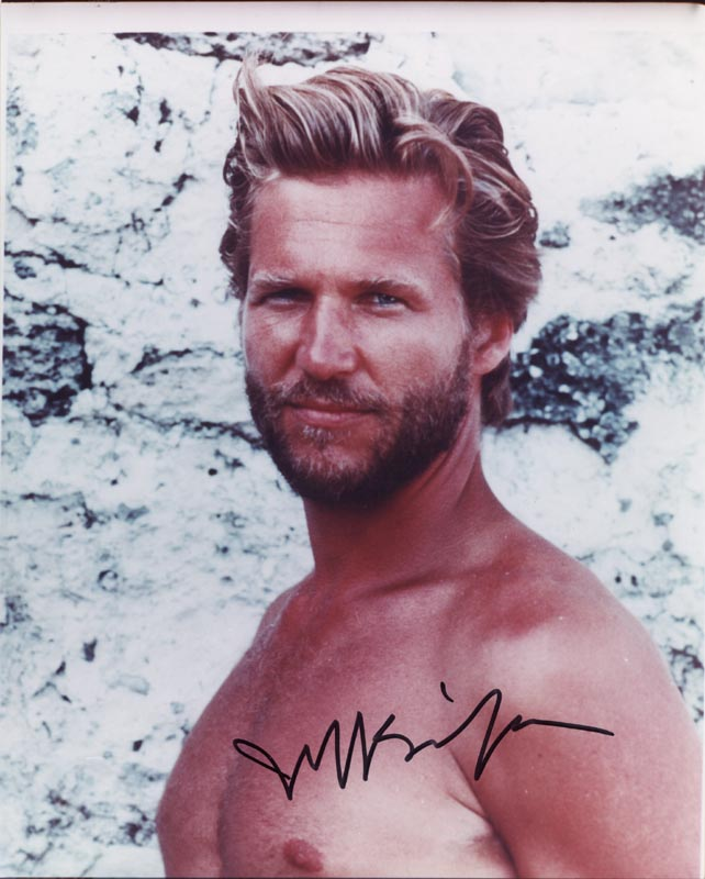 Image 1 for Jeff Bridges - Autographed Signed Photograph - HFSID 263505