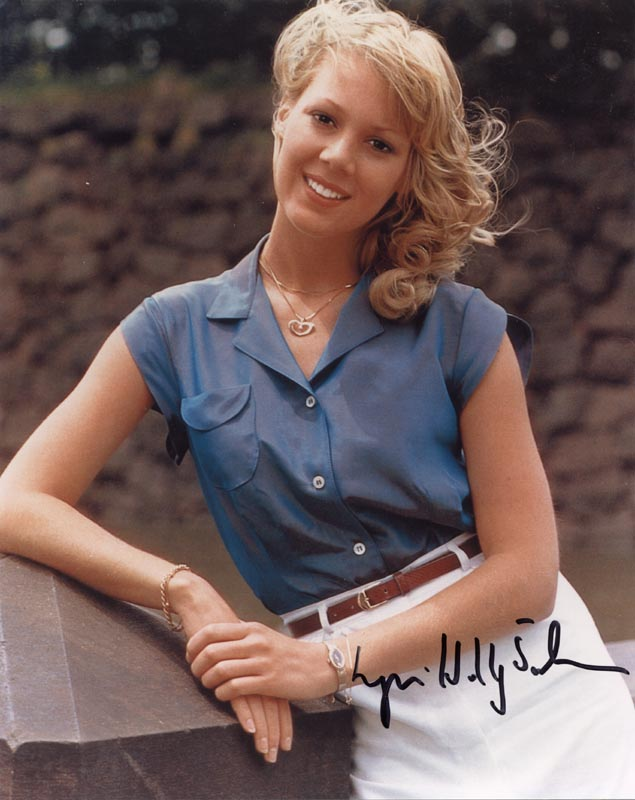 Image 1 for Lynn-holly Johnson - Autographed Signed Photograph - HFSID 263525