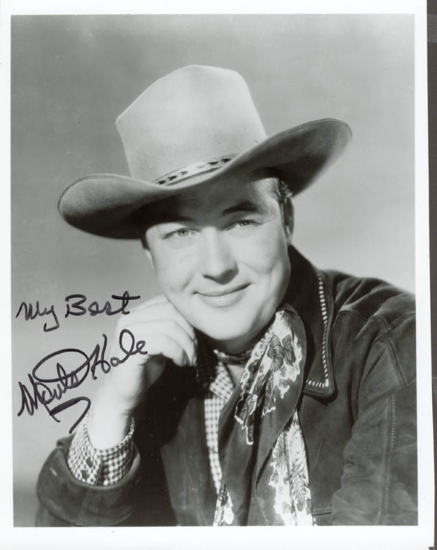 Image 1 for Monte Hale - Autographed Signed Photograph - HFSID 263557